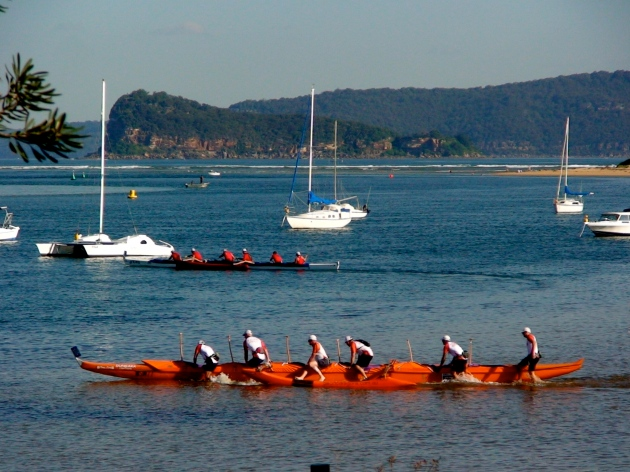 Outriggers National Championship 2009